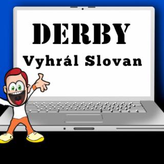 Derby vyhrál Slovan