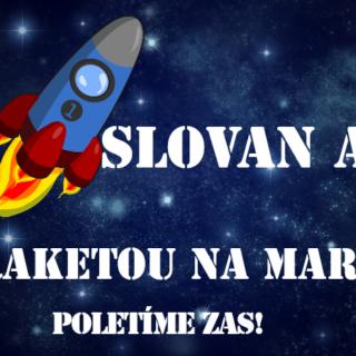 Raketou na Mars